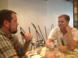 I asked Rob Bell about planting another church – he talked about Eucharist
